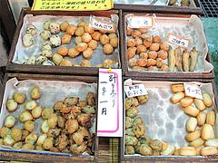 料理:ちぎり天量り売り@やまくま蒲鉾・柳橋連合市場