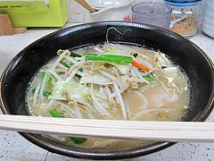 料理:野菜ラーメン700円@博多ラーメンおとみさん・高宮
