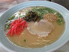 料理・ラーメン500円@昭和福一ラーメン五十川店(那珂店)