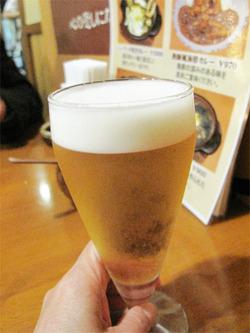 7セットのハーフビール@カレー本舗博多本店