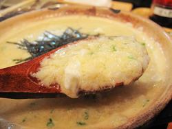18白身魚の雑炊がん見@海鮮食堂い志い