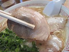 料理:ラーメンチャーシュー3枚@、、(てんてん)ラーメン・井尻