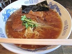 料理:醤油ラーメン500円@醤油ラーメン・ひるず亭・長丘