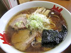 料理:正油らーめん600円@博多めんとく屋(麺篤屋)