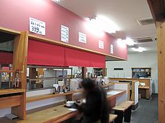 4店内:カウンター@レストラン・ヒロ・ステーキ・ラーメン