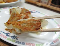料理:餃子アップ@博多ラーメンしばらく・大手門