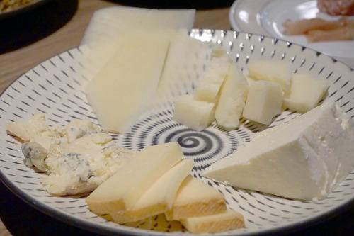 14チーズ盛1
