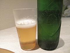3フレンチ・和食:ハートランドビール@欧割烹・清水・桜坂
