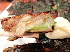 13料理:肉玉子(600円)@お好み焼ふきや・福ビル地下