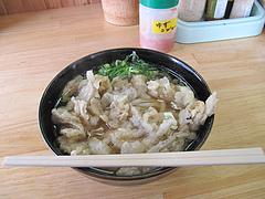 12ランチ:ごぼう天うどん450円@天ぷらうどん・唐人町
