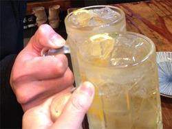 5乾杯@お食事処うれしや