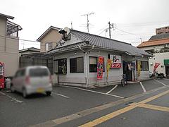13外観:駐車場7台分@福一ラーメン・向新町