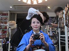 和装・アップ・日本髪4@シキシマ美容院・福岡