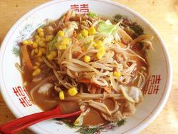 11味噌チャンポン650円<br> @金太郎ラーメン