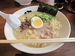 16ランチ:Bigメン430円@博多六分儀ラーメン・西片江店
