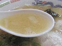 料理:こってりラーメンスープ@八千代亭(八千代ダーメン)