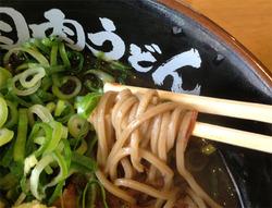 7肉肉そば580円@肉肉うどん・薬院