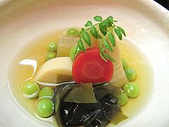 料理:若竹煮@日本料理・花柚(はなゆう)・倉敷