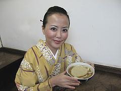 料理:丸天うどん380円@みやけうどん・呉服町