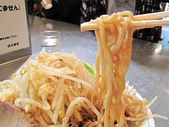 料理:らーめんの麺@らーめん大・福岡大橋店