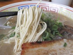 7ラーメン麺@ラーメンおいげん