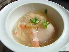 魚料理2@茶の華庵のランチ