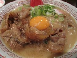 10肉玉そば@おとど・ラーメンスアジアム