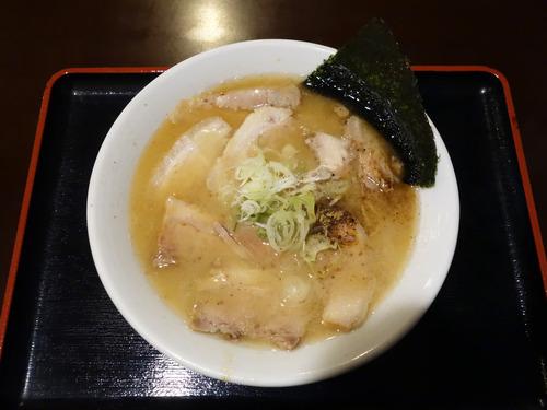 【福岡】魚だし豚骨ラーメン&綱場つけ麺♪@とまと家