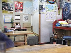 6店内:小上がり@ニチイのラーメン屋・味一番・西新・藤崎