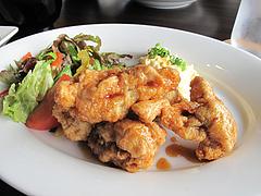 ランチ:チキン南蛮780円@ドッグカフェレストラン・ワンパーク大濠店