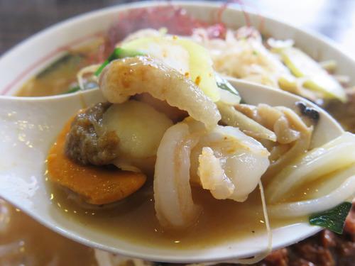 15辛味噌ちゃんぽん魚介