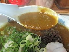 料理:カレーラーメンスープ@博多ラーメンしばらく平和台店