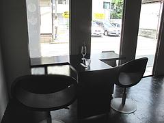 店内:カップルシート@居酒屋・白金玄歩・薬院