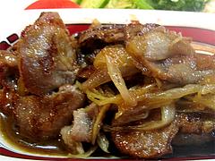 料理:ポークしょうが焼@レストラン喫茶・赤坂美松