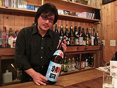 菊地祐馬さんと朝日@ポコペンのペコポン・三角市場・福岡