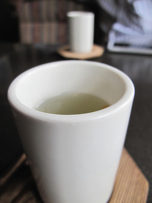 10昆布茶@北上珈琲館