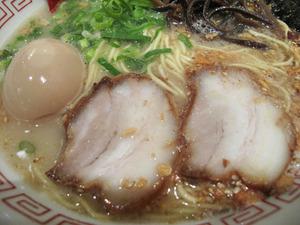 16ホンダラーメン2号(元味)肉@本田商店キャナル