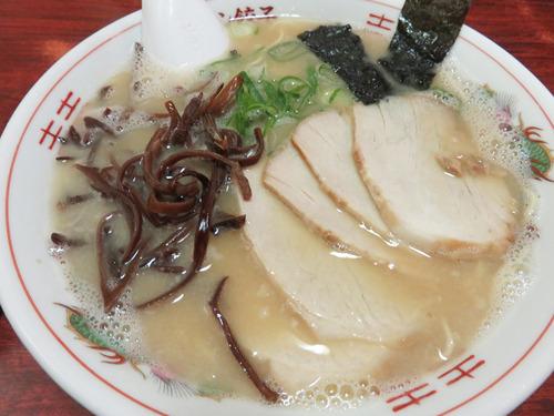 10やき豚ラーメン640円