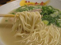 ランチ:博多華そば麺@ラーメン・博多一幸舎・博多本店