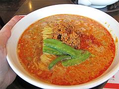 料理:名物四川タンタン麺@頤和園(いわえん)・大博多ビル店