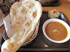 料理:チキンカレー650円@インドレストラン・タージ・大橋