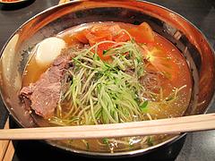 ランチ:韓国冷麺700円@釜山亭・キャナルシティ博多・ラーメンスタジアム