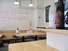 2店内:カウンター・テーブル@うどん大学・赤坂・居酒屋