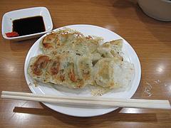 14ランチ:波音餃子10個350円@ラーメンなんでんかんでん・博多ねぶり屋餃子・ミヤモトヒロシ