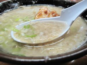6博多雲海スープ@六長屋
