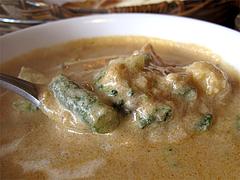 料理:ベジタブルカレー@インドレストラン・タージ・大橋