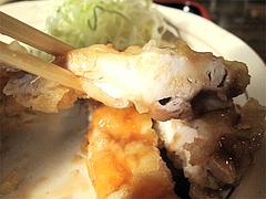ランチ:チキン南蛮アップ@カラフル食堂・住吉店