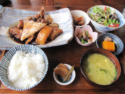 10本日の魚料理セット@御飯屋おはな