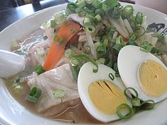 16ランチ:野菜たっぷりちゃんぽん750円@ラーメン博多長浜風び・原本店