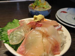 7おまかせ海鮮丼3種類盛1,296円